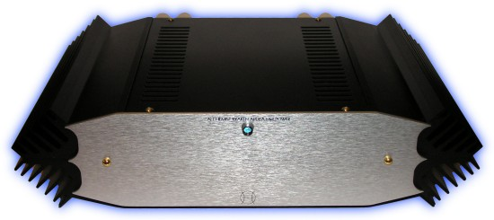 Alchemist Products HiFi Archive - Alchemist Kraken Power Amplifier pictured